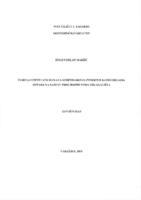 prikaz prve stranice dokumenta Utjecaj uspostave sustava gospodarenja posebnim kategorijama otpada na sastav procjednih voda odlagališta