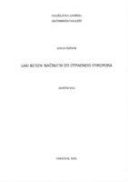 prikaz prve stranice dokumenta Laki betoni načinjeni od otpadnog stiropora